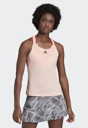 TENNIS Y-TANK TOP HEAT.RDY - Top - pink