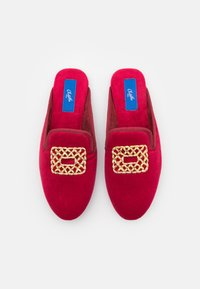 Chatelles - Slippers - red rose - 6