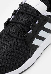 adidas Originals - X_PLR UNISEX - Sneakers - core black/footwear white - 5