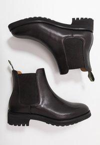 Polo Ralph Lauren - BRYSON - Kotníkové boty - black - 1