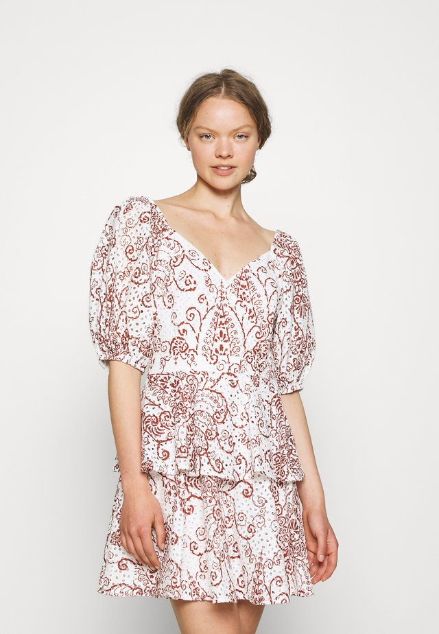 ELIZAAA - Cocktail dress / Party dress - white