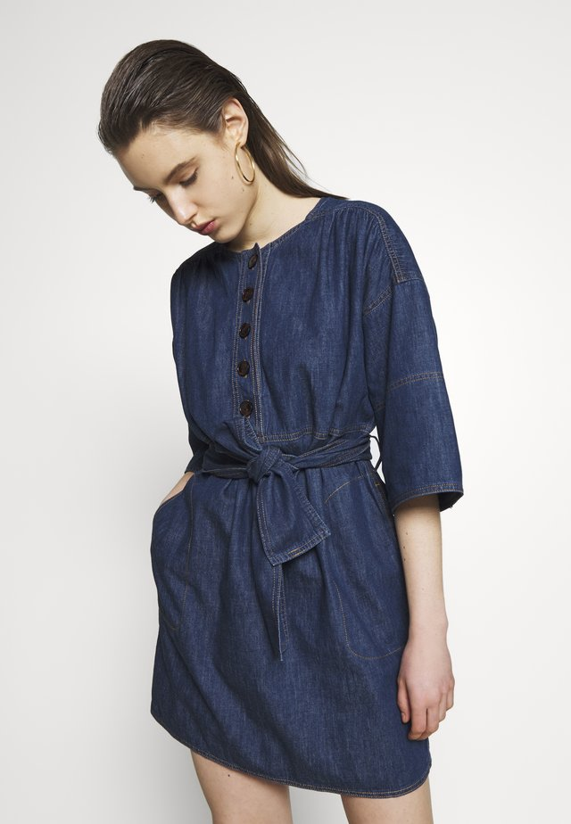 Robe en jean - blue denim