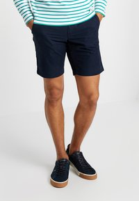 Tommy Hilfiger - BROOKLYN LIGHT BELT - Shorts - blue - 0