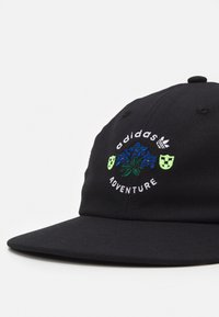 adidas Originals - ADVENTURE VINT UNISEX - Cap - black - 4