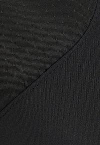 adidas Performance - CLUB TENNIS AEROREADY - Camiseta de deporte - black/white - 2