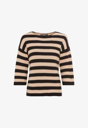 Sweatshirt - milchkaffee