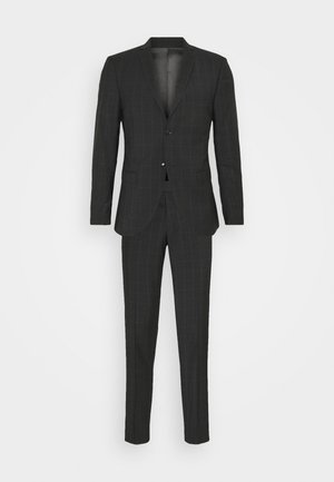 S.JILE - Suit - anthracite