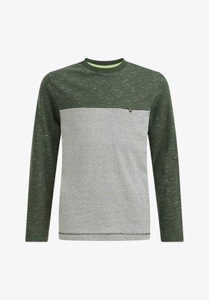 JONGENS MET DESSIN - Long sleeved top - green