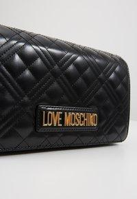 Love Moschino - Torba na ramię - black - 2