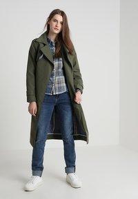 LTB - ASPEN - Slim fit jeans - blue denim - 1