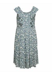 ONLY Carmakoma - Day dress - blue mirage - 1