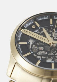 Armani Exchange - HAMPTON - Rannekello - gold-coloured - 3