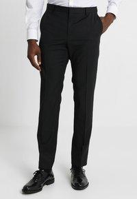 Tommy Hilfiger Tailored - SLIM FIT SUIT - Oblek - black - 4