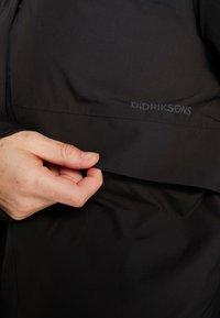 Didriksons - KIM WOMENS JACKET - Winter jacket - black - 5