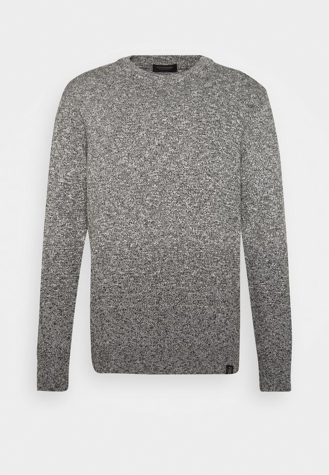 RECYCLED CREWNECK PULL - Jersey de punto - combo