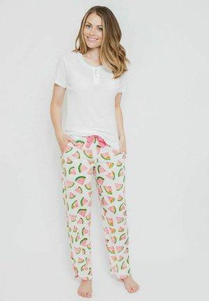 SASHA - Pyjama top - white