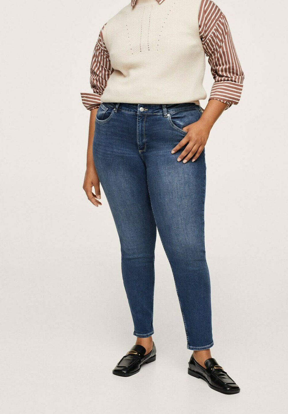 Damen PUSHUP - Jeans Skinny Fit