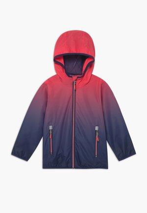 KAIRA - Waterproof jacket - erdbeere