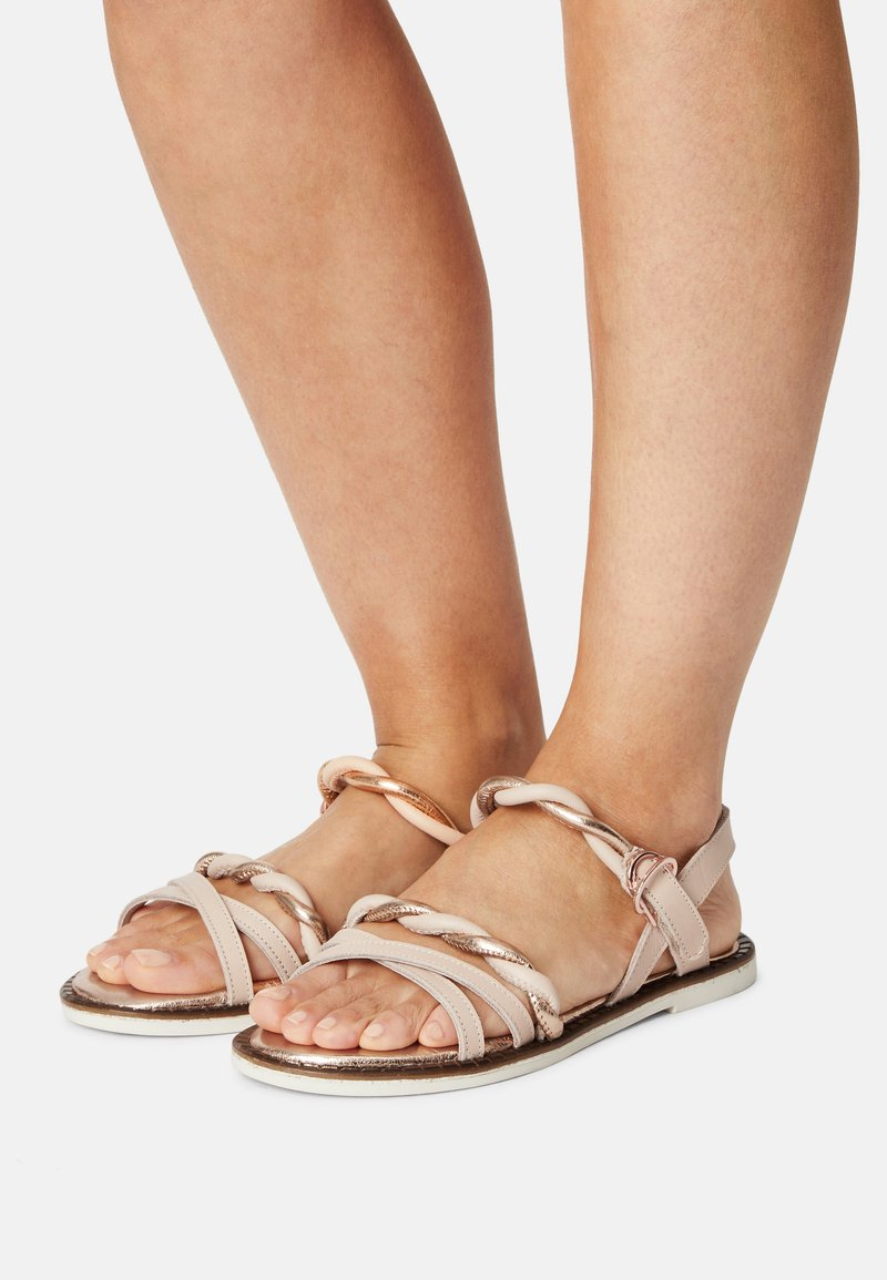 Tamaris - Sandals - rose gold