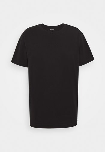 RELAXED  - T-shirt - bas - black