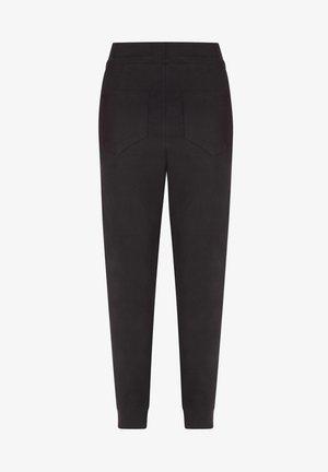 Trousers - dark grey blue
