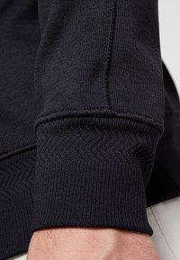 Nike Golf - DRY CREW SWEATER - Club wear - black - 5