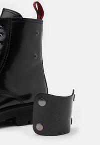 Zadig & Voltaire - MORISSON - Lace-up ankle boots - noir - 3