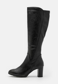 Marco Tozzi - Botas - black antic - 1