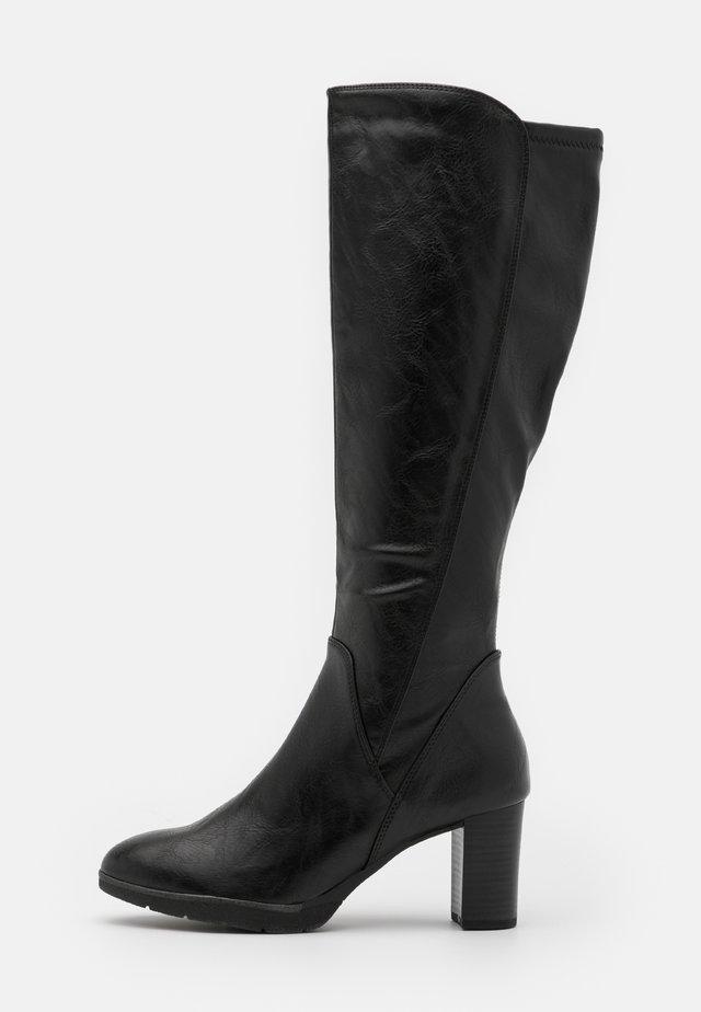Støvler - black antic