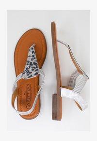 Fitters - FRIDA - Sandaler m/ tåsplit - grey - 1