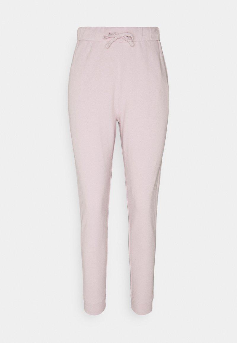 Miss Selfridge - LOUNGE JOGGER - Teplákové kalhoty - lilac