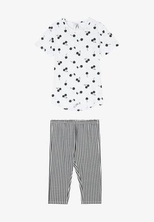 Pyjama set - bianco st.cherry