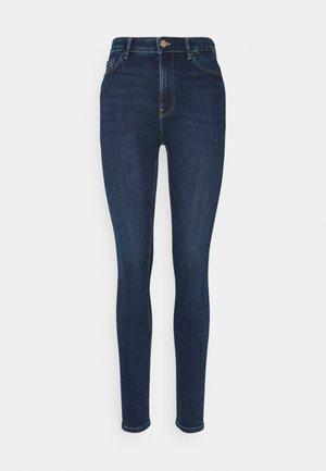 ONLBLAKE LIFE - Jeans Skinny Fit - dark blue denim
