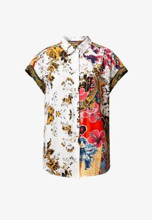 CAM_PARMA - Button-down blouse - white