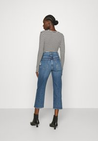 ARKET - Relaxed fit jeans - dark mid blue - 2