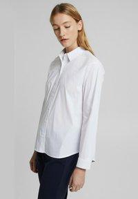 Esprit Collection - Button-down blouse - white - 6