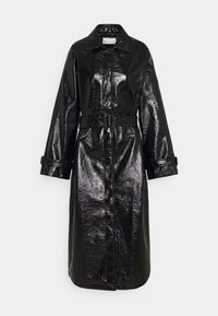 Nly by Nelly - BUTTON UP COAT - Trenčkot - black - 0