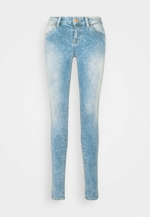 NICOLE - Jeans Skinny Fit - light-blue denim