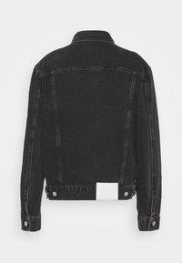 Fiorucci - WOMENS STARLOGO NICO DARK RINSE - Giacca di jeans - light vintage - 1