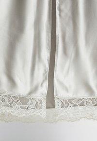 MM6 Maison Margiela - A-line skirt - light grey - 6