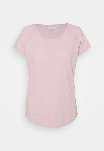 WOMEN´S - Basic T-shirt - icy verbena