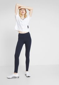 Calvin Klein Performance - Leggings - blue - 1