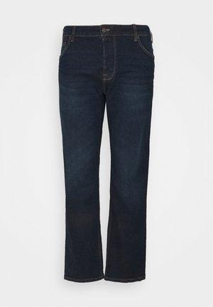 ONSLOOM LIFE SLIM - Straight leg jeans - blue denim