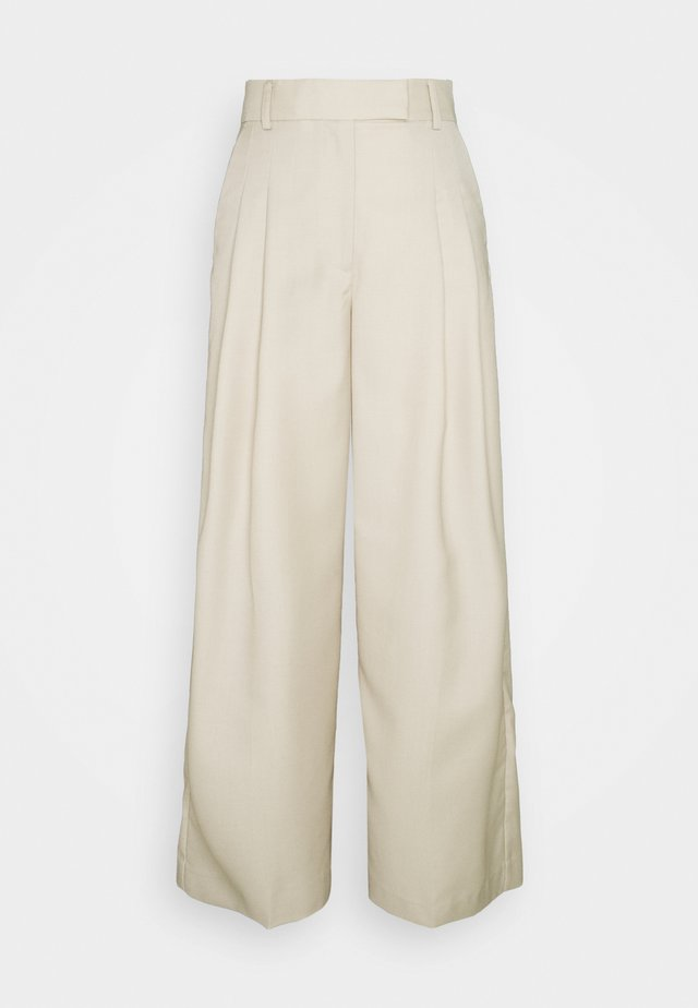 CYMBARIA - Trousers - wood