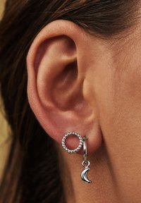 Selected Jewels - Earrings - silver-coloured - 1