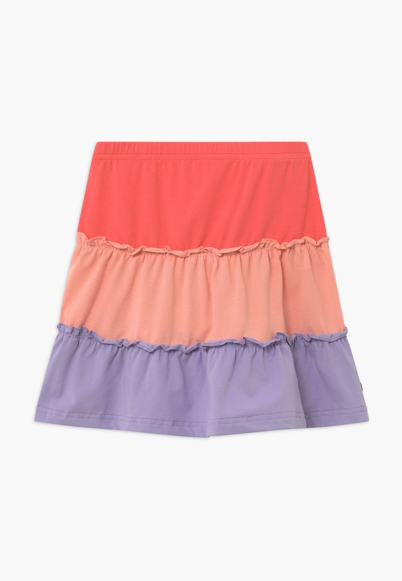 Fred's World by GREEN COTTON - ALFA LAYER - A-line skirt - coral