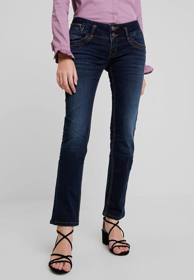 JONQUIL - Straight leg jeans - arlin wash