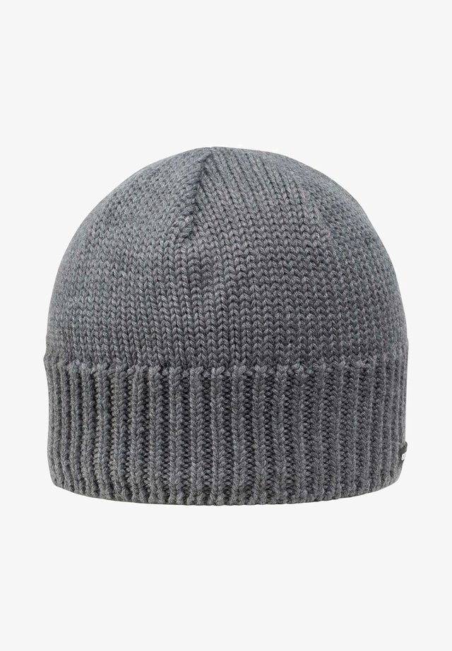 GÖSLESWAND - Bonnet - kohle melé