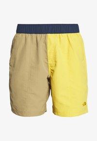 The North Face - MEN'S CLASS PULL ON TRUNK - Outdoorové kraťasy - kelp tan/bamboo yellow - 5