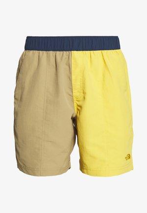 MEN'S CLASS PULL ON TRUNK - Outdoorové kraťasy - kelp tan/bamboo yellow